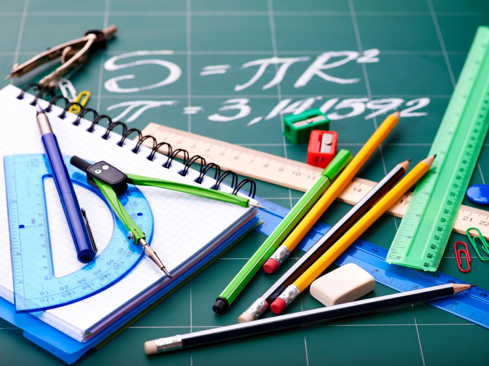 Картинки на тему школа математика